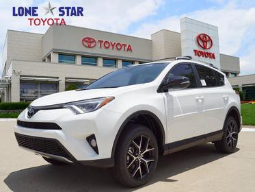 2018 Toyota RAV4 SE Sport Utility Lewisville TX