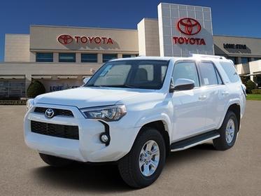 2018 Toyota 4Runner SR5 Sport Utility Lewisville TX