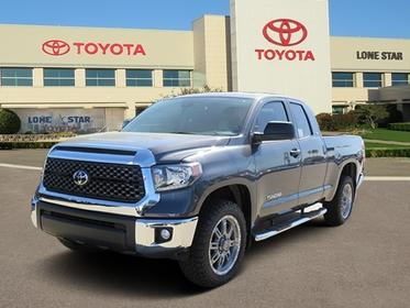 2018 Toyota Tundra 2WD SR5 Standard Bed Lewisville TX