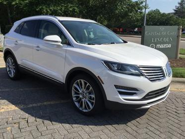 2018 Lincoln MKC RESERVE Sport Utility Cary NC