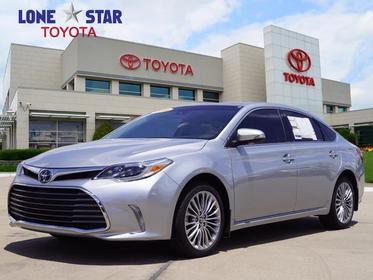 2018 Toyota Avalon LIMITED 4dr Car Lewisville TX