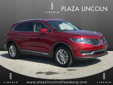 2018 Lincoln MKX SELECT Leesburg Florida