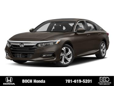 2018 Honda Accord EX-L NAVI CVT Norwood MA