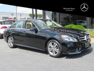 2014 Mercedes-Benz E-Class E 250 BLUETEC SPORT 4dr Car Greensboro NC