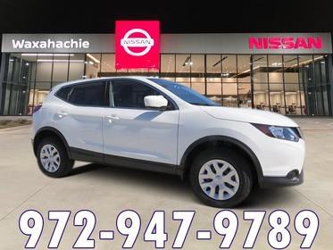 2018 Nissan Rogue Sport S Sport Utility Waxahachie TX