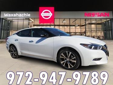 2018 Nissan Maxima SV 4dr Car Waxahachie TX