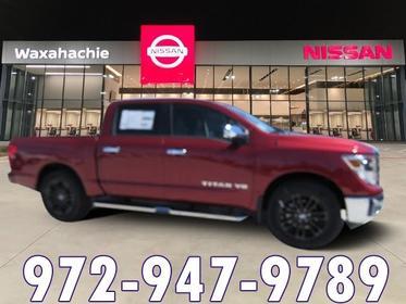 2018 Nissan Titan SL Short Bed Waxahachie TX