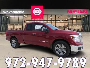 2018 Nissan Titan SV Standard Bed Waxahachie TX