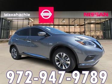 2018 Nissan Murano S Sport Utility Waxahachie TX