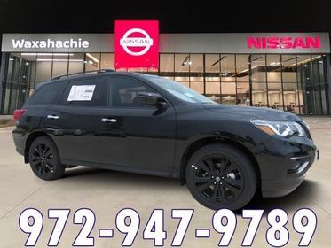 2018 Nissan Pathfinder SL Sport Utility Waxahachie TX