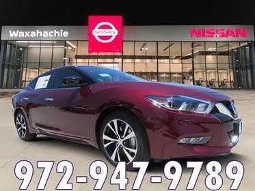 2018 Nissan Maxima S 4dr Car Waxahachie TX
