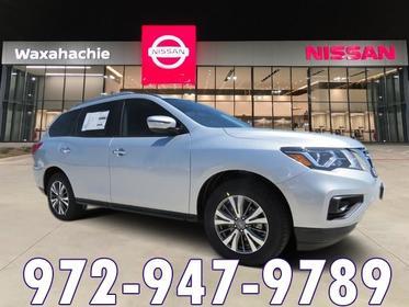 2018 Nissan Pathfinder SV Sport Utility Waxahachie TX
