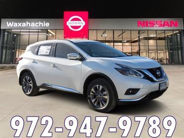 2018 Nissan Murano SV Sport Utility Waxahachie TX