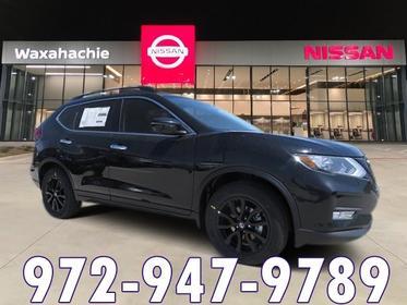 2018 Nissan Rogue SV Sport Utility Waxahachie TX