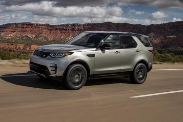 2018 Land Rover Discovery HSE SUV Slide