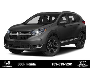 2018 Honda CR-V TOURING AWD Norwood MA