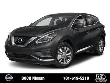 2018 Nissan Murano SV Sport Utility Norwood MA