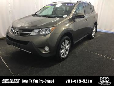 2013 Toyota RAV4 AWD 4DR LIMITED Norwood MA