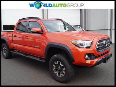2017 Toyota Tacoma TRD OFF ROAD 4x4 TRD Off-Road 4dr Double Cab 6.1 ft LB Lakewood NJ