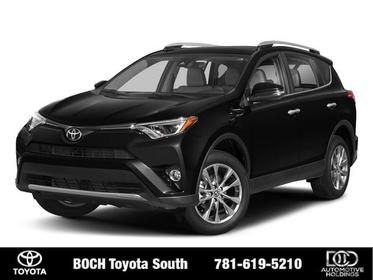 2018 Toyota RAV4 LIMITED AWD Sport Utility North Attleboro MA