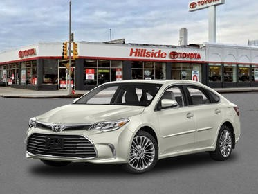 2018 Toyota Avalon LIMITED 4dr Car Jamaica NY