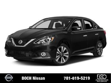 2018 Nissan Sentra SL 4dr Car Norwood MA