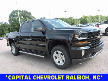 Capitol Chevrolet Raleigh Nc >> New Chevrolet Silverado 1500 In Raleigh Nc 21630