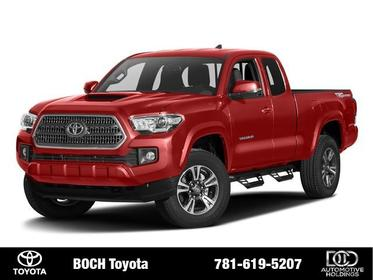 2018 Toyota Tacoma TRD SPORT ACCESS CAB 6' BED V6 4X4 Norwood MA
