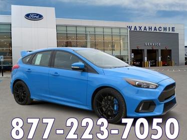 2017 Ford Focus RS Hatchback Waxahachie TX