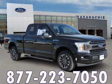 2018 Ford F-150 XLT 2WD SUPERCAB 6.5' BOX Extended Cab Pickup Waxahachie TX