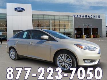 2018 Ford Focus TITANIUM 4dr Car Waxahachie TX