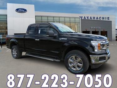 2018 Ford F-150 XLT 4WD SUPERCAB 6.5' BOX Extended Cab Pickup Waxahachie TX