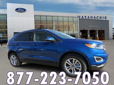 2018 Ford Edge SEL Sport Utility Waxahachie TX
