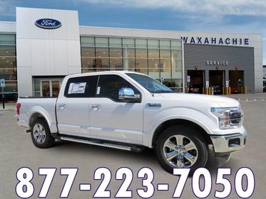 2018 Ford F-150 LARIAT 2WD SUPERCREW 5.5' BOX Crew Pickup Waxahachie TX