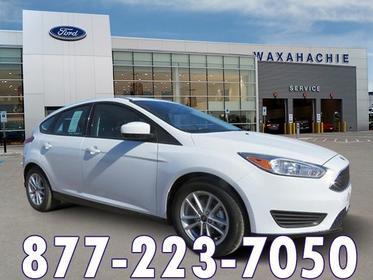 2018 Ford Focus SE Hatchback Waxahachie TX