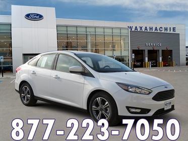 2018 Ford Focus SE 4dr Car Waxahachie TX