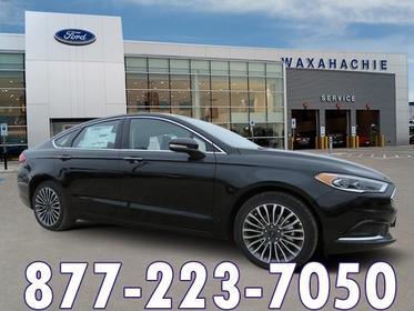 2018 Ford Fusion SE 4dr Car Waxahachie TX