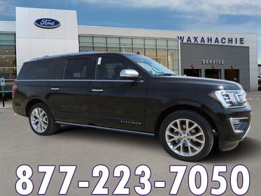 2018 Ford Expedition Max PLATINUM Sport Utility Waxahachie TX