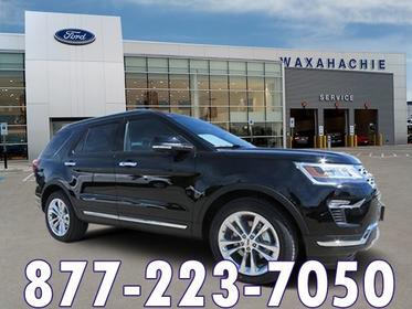 2018 Ford Explorer LIMITED Sport Utility Waxahachie TX