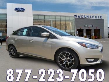 2018 Ford Focus SEL 4dr Car Waxahachie TX