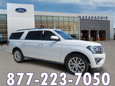 2018 Ford Expedition Max LIMITED Sport Utility Waxahachie TX