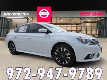 2018 Nissan Sentra SR 4dr Car Waxahachie TX