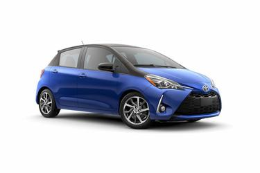 2018 Toyota Yaris LE 5-DOOR LE AUTO Hatchback Merriam KS