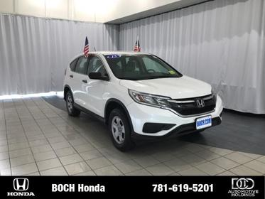 2015 Honda CR-V AWD 5DR LX Norwood MA