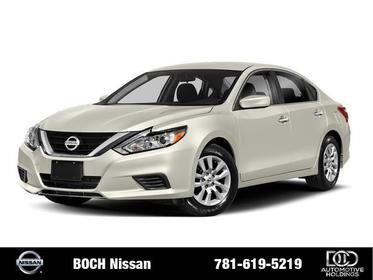 2018 Nissan Altima 2.5 S 4dr Car