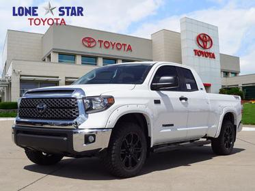 2018 Toyota Tundra 4WD SR5 Standard Bed Lewisville TX
