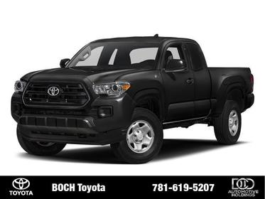 2018 Toyota Tacoma SR ACCESS CAB 6' BED I4 4X4 AT Norwood MA