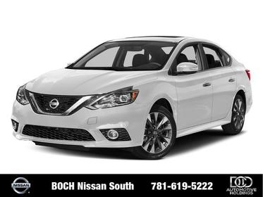 2018 Nissan Sentra SR TURBO 4dr Car North Attleboro MA
