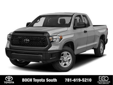 2018 Toyota Tundra 4WD SR5 DOUBLE CAB 6.5' BED 4.6L Crew Cab Pickup Norwood MA