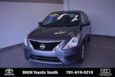 2017 Nissan Versa Sedan SV 4dr Car North Attleboro MA